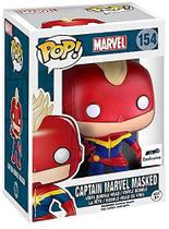 Pop funko 154 captain marvel masked gts exclusive -