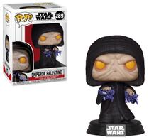 Pop funko 289 emperor palpatine star wars -