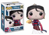 Pop funko 323 mulan disney -