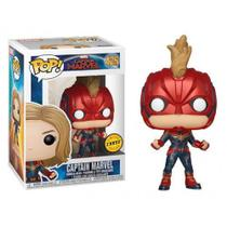 Pop funko 425 captain marvel capita marvel chase -