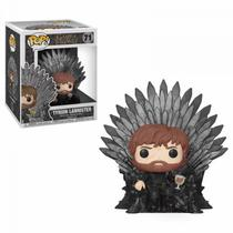 Pop funko 71 tyrion lannister on throne game of thrones got -