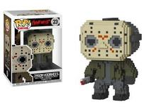 POP! Funko 8-BIT: Jason Voorhees - Friday the 13th / Sexta Feira 13 23