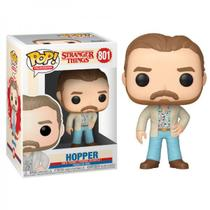 Pop funko 801 hopper stranger things -