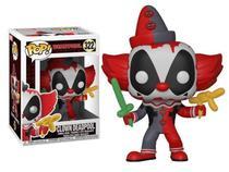 Pop Funko - Clown Deadpool -