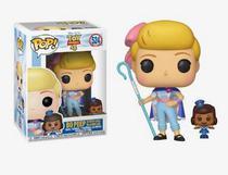 POP! Funko Disney: Toy Story 4 - Bo Peep com Officer Giggle McDimples  524 -
