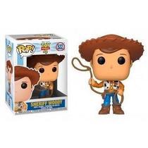 POP! Funko Disney: Toy Story 4 - Sheriff Woody  522 -