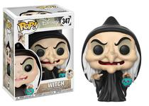 POP! Funko Disney: Witch / Bruxa - Branca de neve  347 -