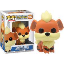 Pop Funko Games Pokémon - Growlithe 597 -