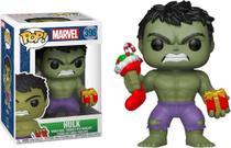 POP! Funko Marvel Christmas Hulk  398 -