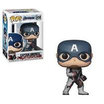 Pop! Funko Marvel End Game  Ultimato - Capitão América  450 -
