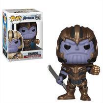 Pop! Funko Marvel End Game  Ultimato - Thanos  453 -