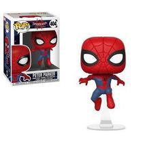 POP! Funko Marvel: Homem Aranha no Spiderverso - Peter Parker  404 -