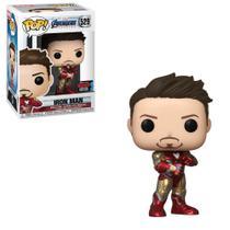 Pop Funko Marvel - Iron Man 529 -