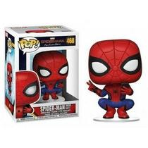 POP! Funko Marvel: Spider-Man Hero Suit  468 -