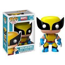 POP! Funko Marvel: Wolverine Clássico  05 -