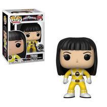 POP! Funko Power Rangers 25th Yellow  Amarelo - Trini  674 -