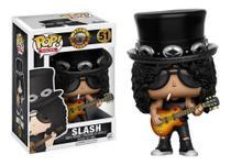 Pop Funko - Rock's - Guns n' Roses - Slash -