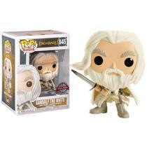 Pop Gandalf The White (special Edition) 845 Lotr - Funko -