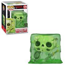 Pop Gelatinous Cube (limited Edition) 576 D&e - Funko -