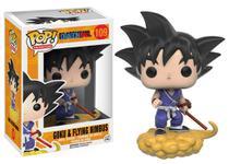 Pop Goku E Flying Nimbus Dragon Ball 109 - Funko - Pop! Funko