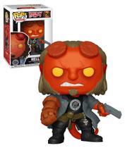 Pop Hellboy 750 Hellboy - Funko -