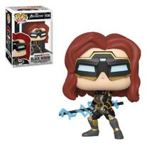 Pop! marvel avengers game - black widow (stark tec) viuva negra 630 - Funko