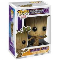 POP! Marvel guardians of the galaxy - dancing groot - Funko 65 - Funko Pop!