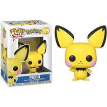 Pop Pichu 579 Pokemon - Funko -