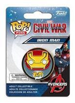 POP! Pins Iron Man - Civil War - Funko Pop