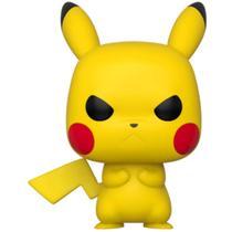 Pop! pokémon - grumpy pikachu - 598 - Funko