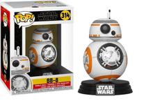 Pop! star wars - rise of skywalker - bb8 - 314 - Funko