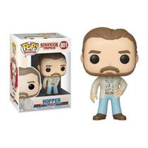 Pop Stranger Things Hopper 801 - Funko