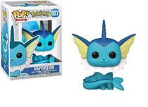 Pop Vaporeon 627 Pokemon - Funko -