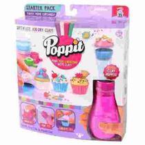 Poppit Kit Inicial - Mini Cupcake - Dtc -