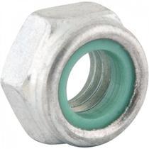 Porca autotravante 8 mm rosca MA baixa Vonder -