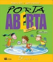 Porta Aberta - Ciencias - 5 Ano - 4 Serie - Ftd