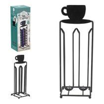 Porta Cápsula Nespresso 16 Cápsulas De Café Art House -