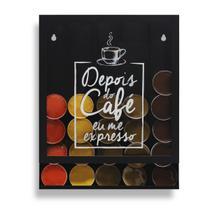 Porta Cápsulas de Café Modelo Universal Expresso de Parede - Gton