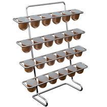 Porta Cápsulas Suporte para Cápsulas de Café Organizador Nespresso - Stolf