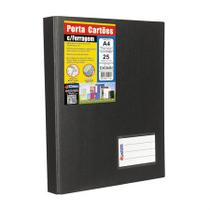 Porta cartão de visita com índice 1328 - para 500 unidades - Chies -