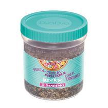 Porta cereal plástico misto cód. 5882 - Sanremo