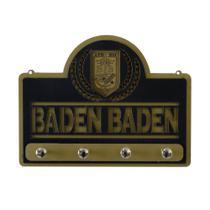 Porta Chaves - Baden Baden - cod. 2537 - Cia. Laser