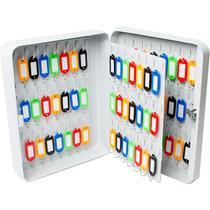 Porta chaves claviculário menno ts90 com capacidade de 90 chaves -