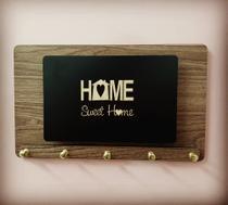Porta chaves com porta cartas - Nova Laser