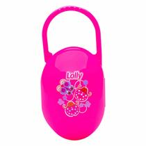 Porta Chupeta Zoo - Lolly -