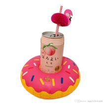 Porta Copo Inflável Donut - Wellmix