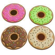 Porta Copos - Donuts - Yaay