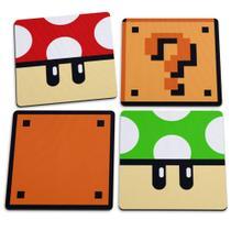 Porta Copos Mario Bros - Yaay!