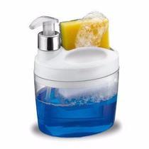 Porta Detergente e bucha com bico dosador - Arthi -