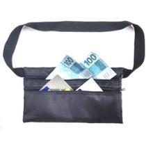 Porta Dólar Doleira Documento Passaporte Viagem Barato - Mk